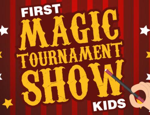 Fortis presenta il FIRST MAGIC TOURNAMENT SHOW kids