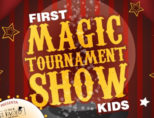 24 marzo 2018 | First Magic Tournament Show Kids