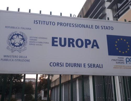 PON ISIS Europa di Pomigliano D'Arco, sede di Casalnuovo (NA)