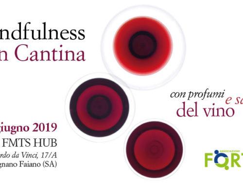 13 giugno 2019 | Mindfulness in Cantina